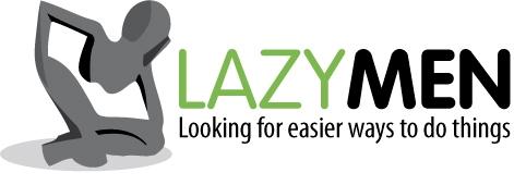Lazy Men Logo